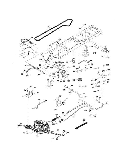 mac chainsaw fuel line diagram